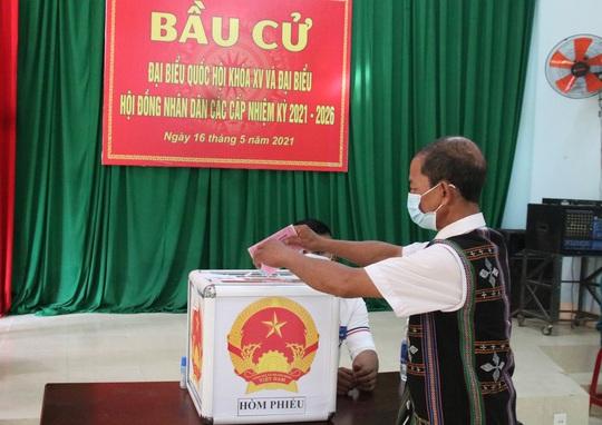 Cử tri Quảng Nam đi bầu cử ra sao trước tình hình dịch Covid-19? - Ảnh 1.