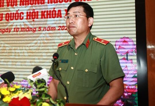 Giám đốc Công an TP Hải Phòng lên tiếng vụ 4 cán bộ, chiến sĩ ở quận Đồ Sơn bị khởi tố - Ảnh 1.