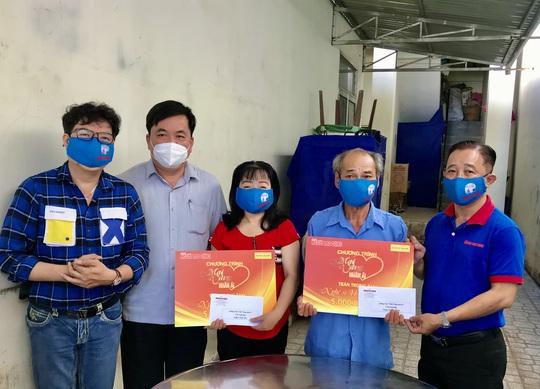 Mai Vàng nhân ái thăm 2 nghệ sĩ ở Tây Ninh - Ảnh 1.