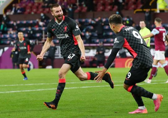 Liverpool thắng đậm ở Turf Moor, Arsenal tiếp tục nuôi giấc mơ châu Âu - Ảnh 4.