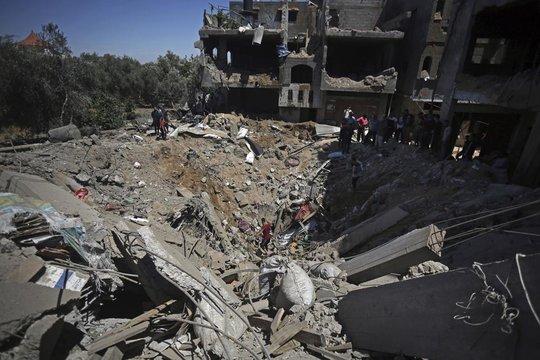 Israel lo Hamas đánh cú chót để giành chiến thắng - Ảnh 1.