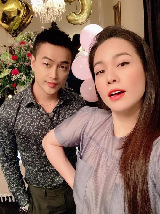 Titi kể chuyện cầu hôn đàn chị Nhật Kim Anh - Ảnh 2.
