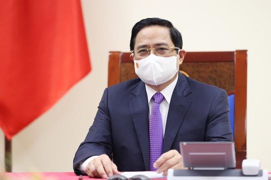 Canada cam kết hỗ trợ Việt Nam tiếp cận vắc-xin Covid-19 - Ảnh 1.