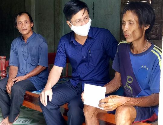 Người rừng Hồ Văn Lang suy kiệt vì bị ung thư giai đoạn cuối - Ảnh 2.