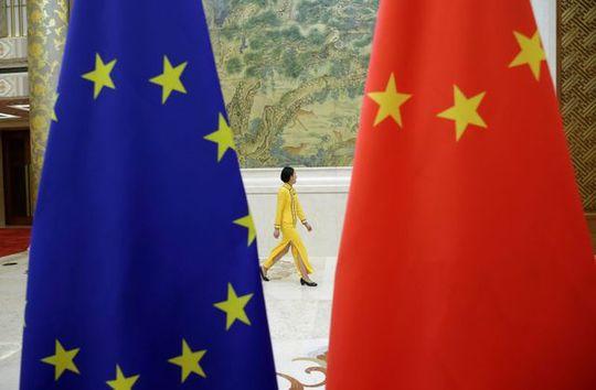 Châu Âu thẳng thừng lắc đầu với Trung Quốc - Ảnh 1.
