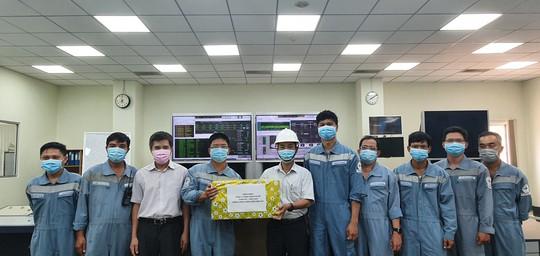 Công đoàn Công ty Nhiệt điện Phú Mỹ chăm lo cho người lao động - Ảnh 1.