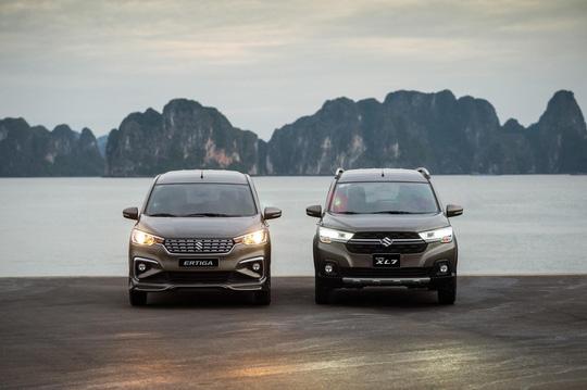 Suzuki đảm bảo đủ phụ tùng thay thế, dù nhà máy sản xuất toàn cầu đang thiếu hụt nguồn cung - Ảnh 1.