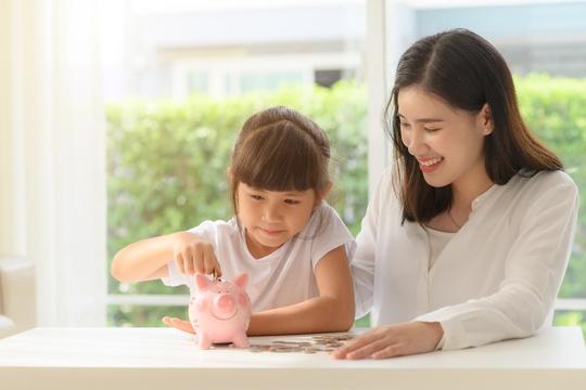 Dạy con tiết kiệm - bài học nhỏ hình thành nhân cách lớn - Ảnh 3.