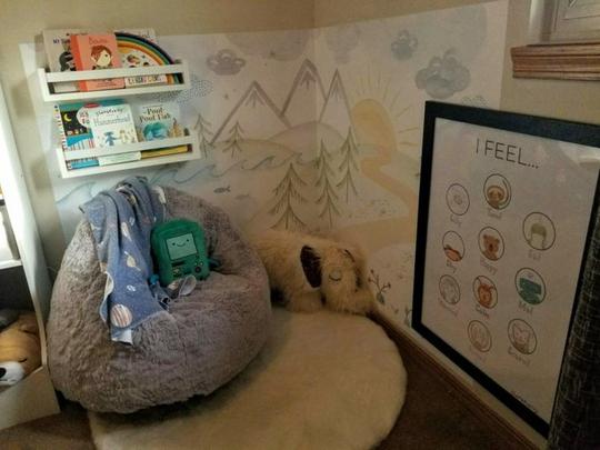 Trang trí phòng ngủ cho trẻ: Hãy bỏ túi những bí quyết sau - Ảnh 6.