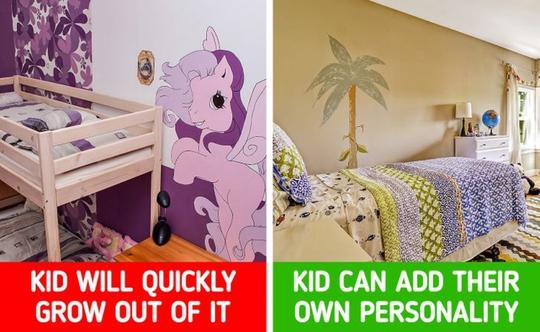 Trang trí phòng ngủ cho trẻ: Hãy bỏ túi những bí quyết sau - Ảnh 7.