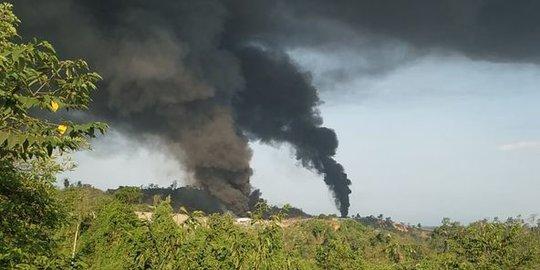 Quân nổi dậy tấn công đồn quân sự Myanmar ở thị trấn ngọc bích - Ảnh 1.