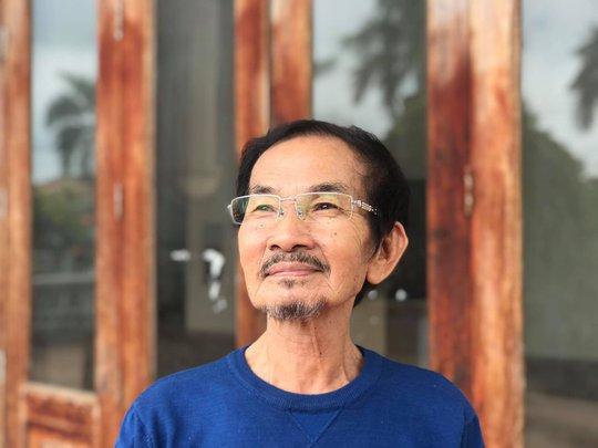 Mai Vàng nhân ái thăm NSND Hoàng Phi Long và nghệ sĩ Bửu Khánh - Ảnh 2.