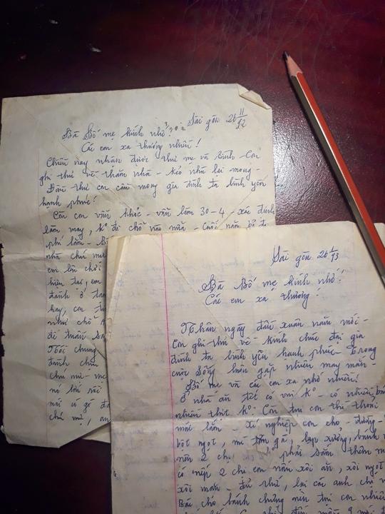 Những lá thư từ thành phố Hồ Chí Minh - Ảnh 1.