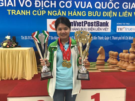 Cờ vua Việt Nam thẳng tiến World Cup - Ảnh 1.