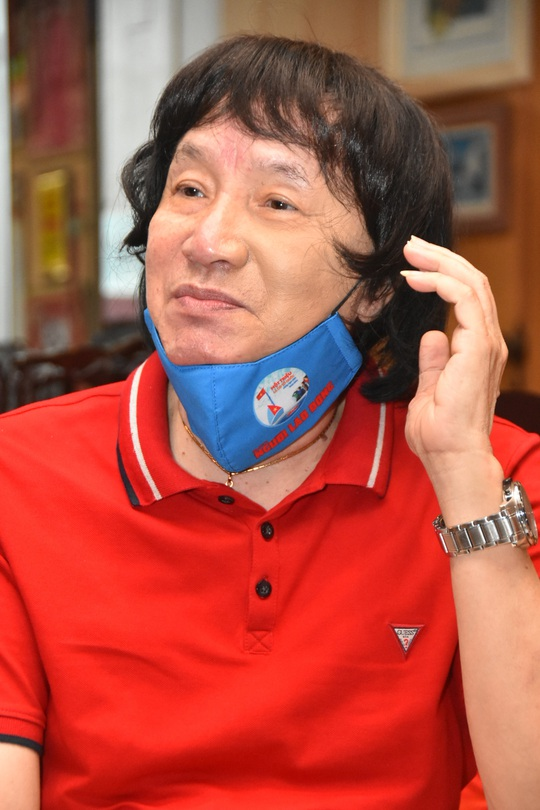 Mai Vàng nhân ái thăm NSND Kim Cương và NSND Minh Vương - Ảnh 7.