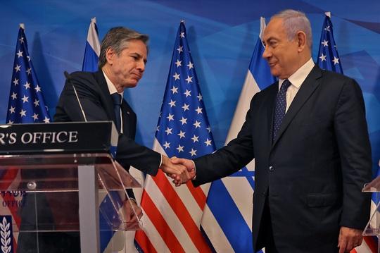 Mỹ thúc đẩy hòa bình ở Trung Đông - Ảnh 1.