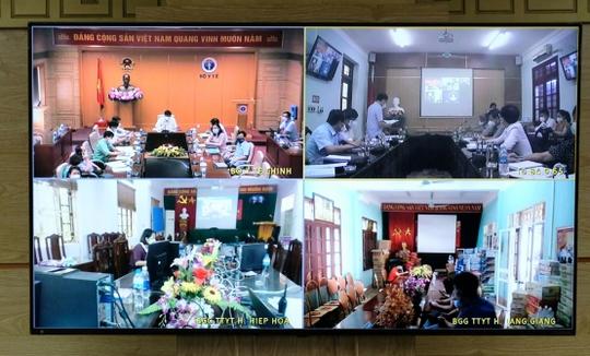 Bộ trưởng Y tế: Chặn dịch ở Bắc Giang phải nhanh gấp 10 Đà Nẵng - Ảnh 3.