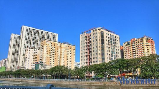 Đỏ mắt tìm căn hộ chung cư dưới 2 tỷ đồng tại TP HCM - Ảnh 1.