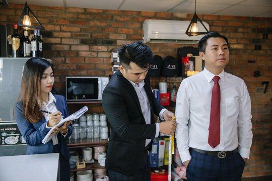 """May vest tại nhà - """"điểm mười"""" cho sự đẳng cấp với Mr Nguyễn Lê Hải Đăng - Ảnh 3."""