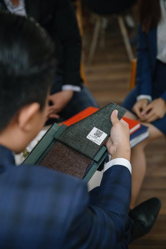 """May vest tại nhà - """"điểm mười"""" cho sự đẳng cấp với Mr Nguyễn Lê Hải Đăng - Ảnh 4."""