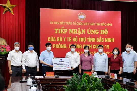 Acecook Việt Nam chung tay cùng Bắc Giang, Bắc Ninh phòng, chống dịch Covid-19 - Ảnh 2.