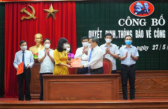 Quảng Bình: Điều động, bổ nhiệm 12 cán bộ, lãnh đạo chủ chốt - Ảnh 2.
