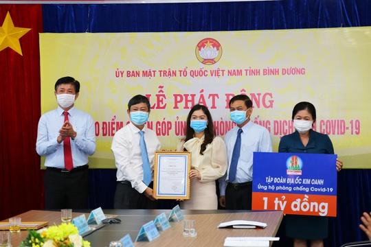 Tập đoàn Địa ốc Kim Oanh ủng hộ 7 tỉ đồng mua vắc-xin phòng, chống Covid-19 - Ảnh 4.