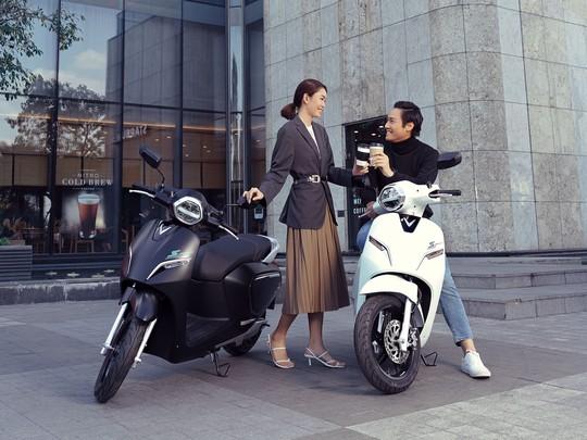 Vì sao xe máy điện ngày càng được ưa chuộng? - Ảnh 1.