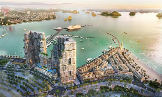 """Sun Marina Town - Căn hộ triệu đô sở hữu """"tầm nhìn kép"""" bên vịnh Du thuyền - Ảnh 2."""