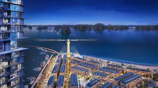 """Sun Marina Town - Căn hộ triệu đô sở hữu """"tầm nhìn kép"""" bên vịnh Du thuyền - Ảnh 3."""