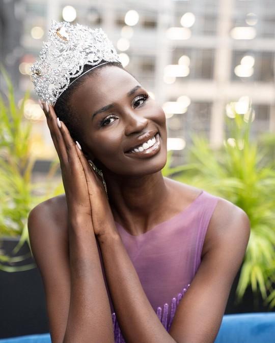Nhan sắc gây tranh cãi bậc nhất tại Hoa hậu Hoàn vũ 2021 - Ảnh 3.