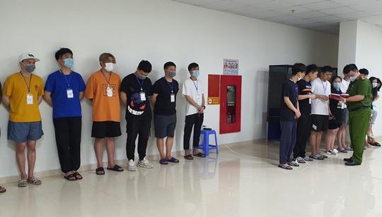 Vụ 46 người Trung Quốc nhập cảnh trái phép: Ở trong 9 căn hộ chung cư cao cấp Florence - Ảnh 1.