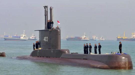 Indonesia muốn tăng gấp 3 số lượng tàu ngầm để ứng phó Trung Quốc - Ảnh 1.