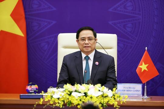 """Thủ tướng: Việt Nam kiên quyết không chấp nhận mô hình """"tăng trưởng trước, dọn dẹp sau"""" - Ảnh 2."""