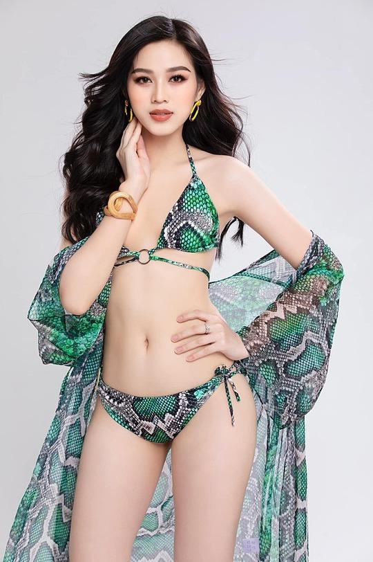 Nhan sắc 3 mỹ nhân Việt chuẩn bị tham chiến Hoa hậu Thế giới - Ảnh 2.
