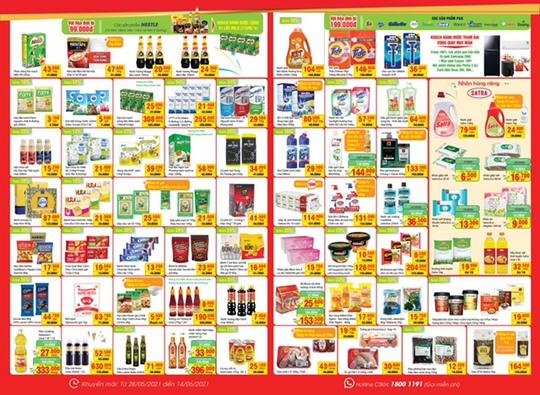 """Hệ thống bán lẻ Satra triển khai chương trình khuyến mại """"Sinh nhật Satrafoods – Mùa hè vẫy gọi"""" - Ảnh 2."""