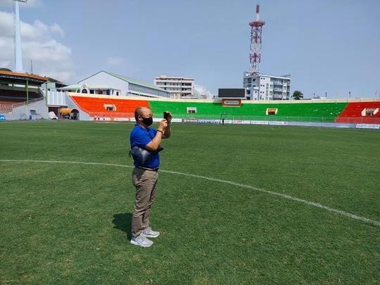 Đội tuyển bóng đá Việt Nam hủy kế hoạch tập huấn ở Quy Nhơn - Ảnh 1.