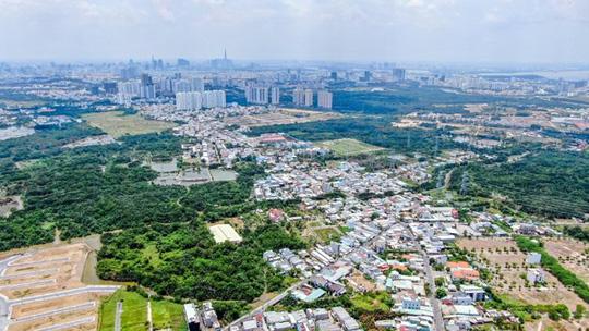 """Nhà phố đô thị vệ tinh Long An - """"đích ngắm"""" của giới đầu tư - Ảnh 1."""