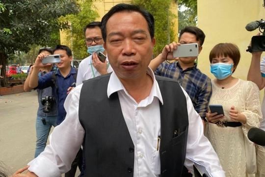 Vụ bệnh nhân cầm đầu đường dây ma túy: Ông Vương Văn Tịnh trở lại điều hành bệnh viện - Ảnh 1.
