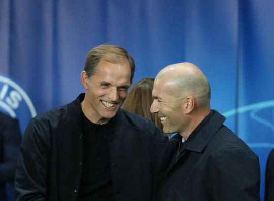 [EDIT] v Zidane
