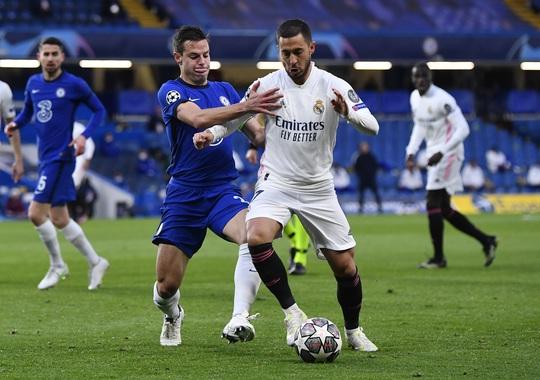 Quật ngã Real Madrid, Chelsea vào chung kết Champions League - Ảnh 1.