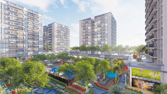 The New City Châu Đốc – Nơi đáng sống - Ảnh 1.