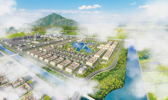 The New City Châu Đốc – Nơi đáng sống - Ảnh 2.