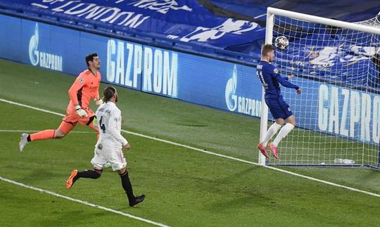 Quật ngã Real Madrid, Chelsea vào chung kết Champions League - Ảnh 4.