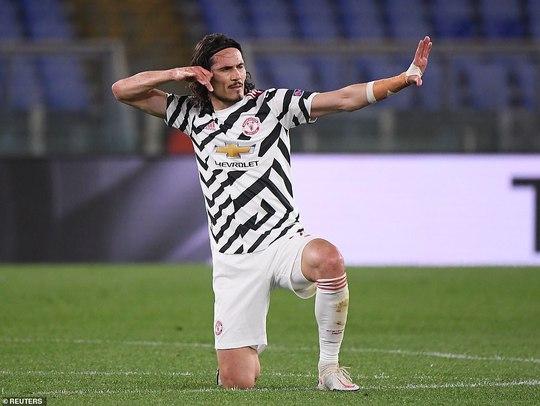 Người hùng Cavani tỏa sáng, Man United vào chung kết Europa League - Ảnh 2.