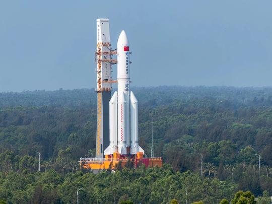 Điều gì xảy ra khi tên lửa Trường Chinh 5B rơi xuống Trái Đất? - Ảnh 2.