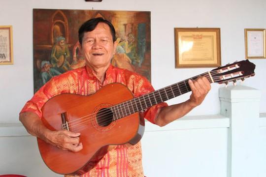 Nghệ sĩ của làng Chăm Phú Nhuận - Ảnh 3.