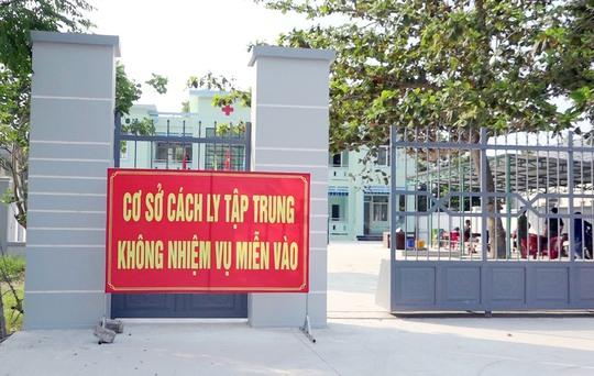 Ca mắc Covid-19 về quê làm căn cước công dân, Quảng Nam cách ly 109 người - Ảnh 1.