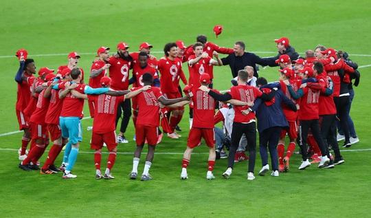 Bayern Munich lập kỷ lục vô địch Bundesliga - Ảnh 5.