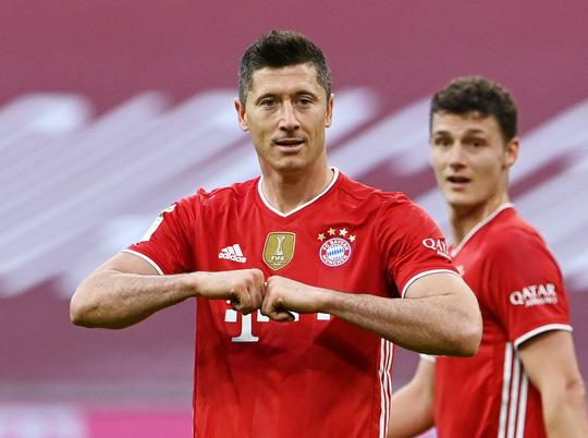 Bayern Munich lập kỷ lục vô địch Bundesliga - Ảnh 4.